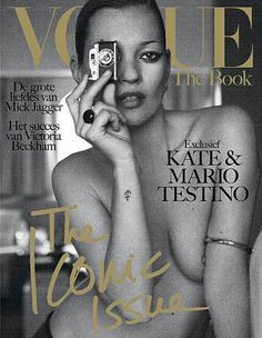 VOGUE GERMANY 2008  KATE MOSS by  MARIO TESTINO