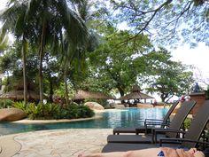 Pool at Shangri La Rasa Sayang, Penang