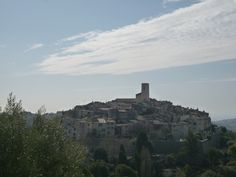Saint-Paul de Vence, France (Marzo)