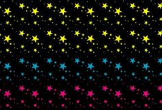 3 Bright Stars on Black Patterns Set JPG - http://www.welovesolo.com/3-bright-stars-on-black-patterns-set-jpg/