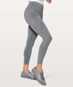 29a68e1695778a Lululemon Wunder Under Hi-Rise Tight *Washed Luna 28