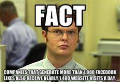 Don't trust this guy? Well, you can trust us in knowing we can help get your business and website thousands of visitors with Facebook marketing: http://threeladdersmarketing.com/landing-page/facebook-pricing