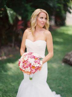 Pale Pink Bouquet | Brides.com