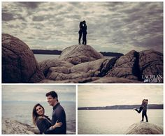 Lighthouse Park Engagement Photography - Vancouver Wedding Photographer