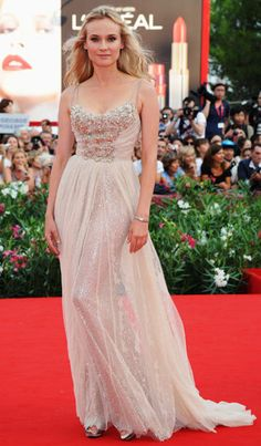 Diane Kruger | such a pretty dress!