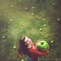 50 креативных портретов от талантливых фотографов creativing.net