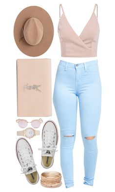 """""""Sophisticated"""" by aqus02 ❤ liked on Polyvore featuring Converse, Yves Saint Laurent, Le Specs, Satya Twena and Red Camel"""