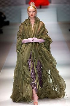 Jean Paul Gaultier Spring 2003 Couture - Collection - Gallery - Style.com