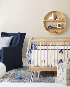 Maritime Crib SheetMaritime Crib Sheet