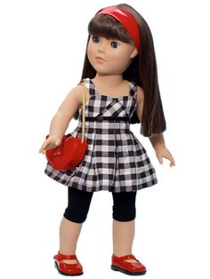 Exquisite play doll - Madame Alexander Party Perfect 18-Inch Doll