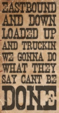 Theme from Smokey and the Bandit!