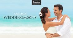 Sandals has created the best fully customizable destination weddings, where you can have all of the romantic touches of a traditonal wedding in the most spectacular settings.