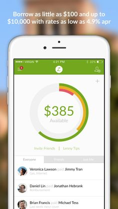 Lenny Launches Money Lending App at SXSW, Providing Credit Lines to Millennials…