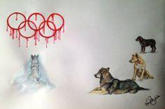 boycott #sochi2014 #bloodyolympics