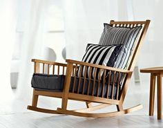 Rock my baby rock: Cadeiras de baloiço  QuartoSala