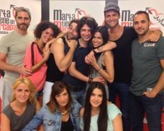 Se anuncia el elenco de MARTA TIENE UN MARCAPASOS, el musical de los Hombres G. #hombresg @HombresG.Net Web #Musical #Spain #Music