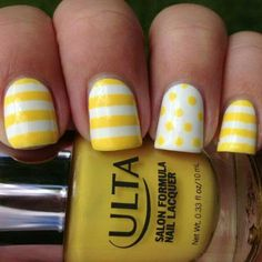 Not a huge fan of yellow but these are cute