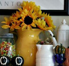 cozy little house: Fall Mantel