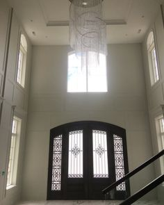 Magic Trim Carpentry provides finish carpentry and millwork services for residential and commercial properties in the Greater Toronto Area. Finish Carpentry, Chandelier, Ceiling Lights, Windows, Doors, Design, Home Decor, Homemade Home Decor, Candelabra