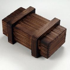 Wood box puzzle solution A real masterpiece of craftsmanship Japanese puzzle boxes are definitely an eye catcher. Crafted exclusively in Japan by arti