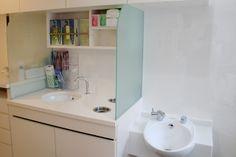 歯磨き手洗いコーナー