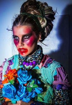 Nem todo mundo entende desfiles de moda. Menos gente ainda entende os editoriais de moda. -