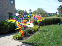 Outdoor swirly whirly's are a HUGE hit!