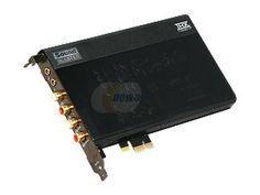 Creative Sound Blaster X-Fi Titanium HD PCI Express x1 Interface Sound Card powered by THX TruStudio Pro