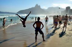 Fotografia com foco seletivo, do fotógrafo brasileiro Claudio Edinger