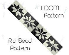 off loom beading techniques Loom Bracelet Patterns, Bead Loom Bracelets, Bead Loom Patterns, Beading Patterns, Mosaic Patterns, Jewelry Patterns, Bracelet Designs, Jewelry Bracelets, Seed Bead Tutorials