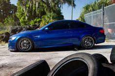 BMW M3 (E92) в тюнинге Precision Sport Industries