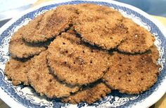 CINNAMON CRISPS made with almond flour - Linda's Low Carb Menus & Recipes