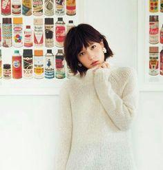 かわいくてスタイルも抜群本田翼さんのCUTEファッション