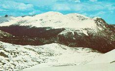 Spring Time,Mummy Range and Ice Berg Lake - Rocky Mountain National Park - Colorado