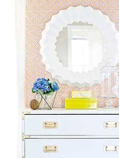 DIY Serena & Lilly Mirror