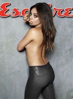 Mila Kunis Sexiest Woman Alive 2012 - Mila Kunis Video and Photos - Esquire