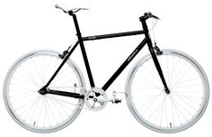 Adriatica Pista Black - #Bikes from #Bicykle - get more on www.bicykle.com.pl