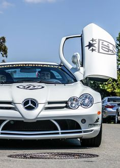 Photos Of Supercar Mercedes Slr Mclaren Exotic Color Car News