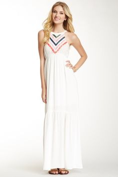 Torres Halter Maxi Dress by Meghan Fabulous on @HauteLook