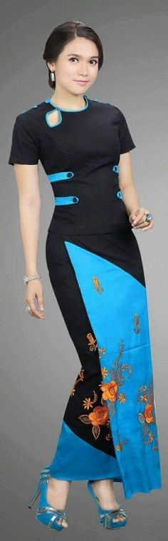 Model Aye Myat Thu