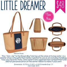 Thirty-One Little Dreamer - Spring/Summer 2017