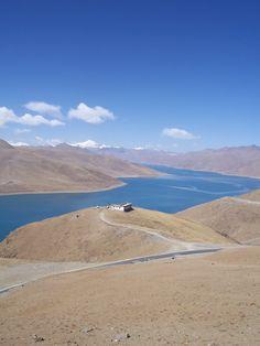 Near Lhasa, Tibet