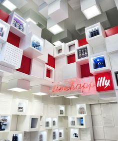 Illy Pop Up Shop by Caterina Tiazzoldi