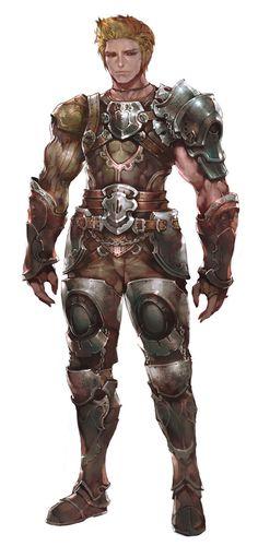 Fantasy light armor - photo#8