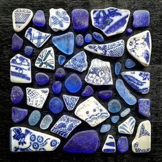 Beach Glass art Pictures - Stained Glass art On Bottles - - Sea Glass Crafts, Sea Glass Art, Stained Glass Art, Broken Glass Art, Zen Art, Beach Wall Art, Pebble Art, Stone Art, Mosaic Art