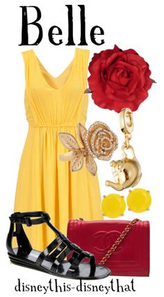 """Belle""  by DisneyThis-DisneyThat on Tumblr"