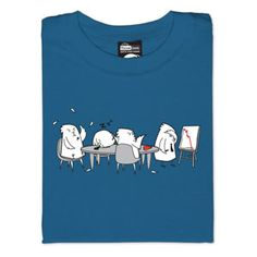 Fustercluck T shirt: I think we all have days like this.