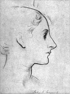 John Singer Sargent, Madame Gautreau, Drawing for painting. John Singer Sargent, Life Drawing, Painting & Drawing, Figure Drawing, Daily Drawing, Conceptual Drawing, Art Nouveau, Portrait Art, Portraits
