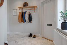 Трехкомнатная квартира в Швеции