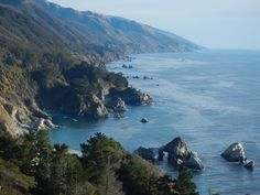Falling in Love with Big Sur